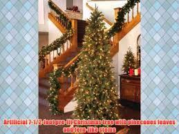 gki bethlehem lighting pre lit 7 12 foot pepvc christmas tree with 500 clear mini slim amazoncom gki bethlehem lighting pre lit