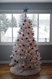 classic traditional christmas tree