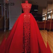 <b>Black</b> Evening Dress Long <b>2019</b> Mermaid Sequin with Detachable ...