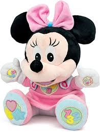 <b>Disney Baby</b> - <b>Baby Minnie</b> Soft Cuddle Toy: Amazon.co.uk: <b>Baby</b>