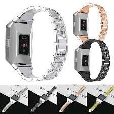 Кристалл стразы ссылка браслет ремешок браслет для Fitbit ...