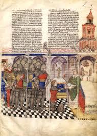 manuscript miniatures bnf fran ccedil ais queste del saint graal miniature expositions bnf fr arthur livres queste zooms fr 343 007 jpg