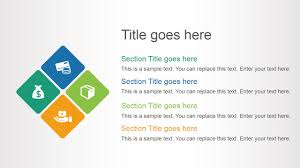 professional annual report powerpoint template slidemodel