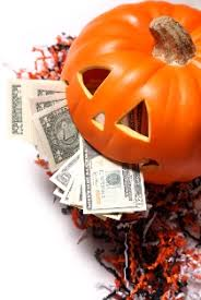 Halloween Spending, Holiday Trends -- and Goodbye, Cash?