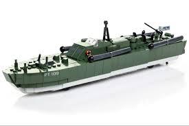 <b>Конструктор COBI</b> Торпедный катер PT-109 COBI-2377 | Купить в ...