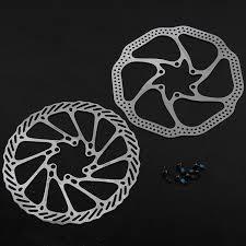 <b>1pc Bicycle</b> Disc <b>Brake</b> 160mm MTB Stainless Steel Mountain <b>Bike</b> ...