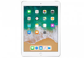Купить Apple iPad (2018) Wi-Fi + Cellular 128 ГБ, серебристый ...