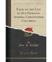short essay on christopher columbus untold facts about christopher columbus columbus day christopher columbus was awful but this other guy was · christopher columbus essays