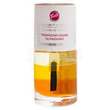 Bell <b>Трехфазное масло для</b> ногтей Velvet Story, (2 тона) - купить ...