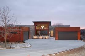 Advanced House Plans Modern Home   Modern   Exterior   Omaha   by    Advanced House Plans Modern Home modern exterior