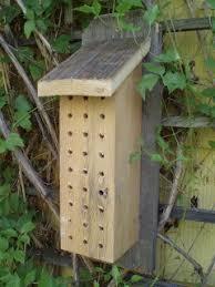 Montana Wildlife Gardener  Build a Mason Bee House in MinutesMontana Wildlife Gardener