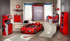 kids sports room ideas charming kids room decor ideas with red car decoration theme using charming kids desk