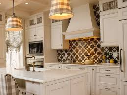 easy to clean kitchen backsplash