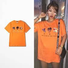 Summer Korean <b>Fashion Harajuku T Shirt Men</b> Skateboard 100 ...
