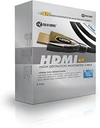 HDMI Cable 6 ft (2 Pack) - 2.0 (4K) Capable Gold ... - Amazon.com