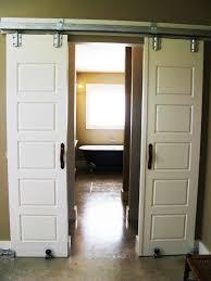 Sliding Barn Doors Sliding Barn Doors Lowes Barn Door For Bathroom Lowes Creative