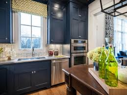 painted blue kitchen cabinets house:  blue kitchen cabinets small home decoration ideas amazing simple with blue kitchen cabinets design tips