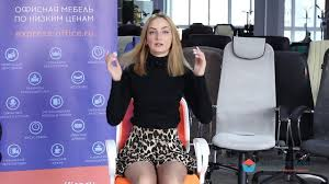 Обзор <b>офисного кресла Chairman 450</b> LT White - YouTube