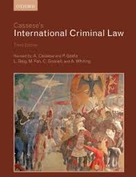 Faculty   The Geneva Academy of International Humanitarian Law and     Geneva Academy of International Humanitarian Law Cassese     s International Criminal Law