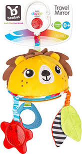 <b>Подвесная игрушка Benbat</b> On-the-<b>Go</b> Toys, лев TT 139 купить в ...