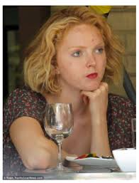 She is more used to being seen gracing the covers of Vogue, but when supermodel Lily Cole stepped out for lunch this week she proved that even supermodels ... - Lily-Cole