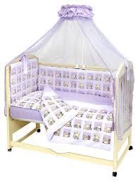 <b>Топотушки комплект</b> в кроватку Мишутка (7 предме... — купить по ...