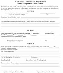 40 order form templates work order change order more order form template 28
