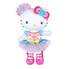 hello kitty large doll ballerina toys r us hello kitty large doll ballerina