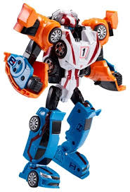 Трансформер <b>YOUNG TOYS Tobot</b> Mini Athlon Champion 301082 ...