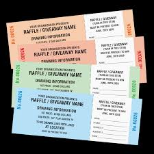 custom raffle tickets mines press generic raffle tickets