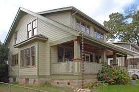 craftsman exterior by winn designbuild american craftsman style