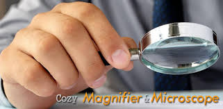 Magnifier & Microscope [Cozy] - Apps on Google Play
