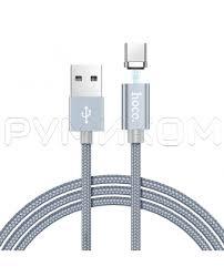 Купить Магнитный кабель USB Type-C <b>Hoco U40A Magnetic</b> ...
