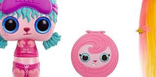 Куклы Pop <b>Pop Hair</b> Surprise: вы можете носить их в своих волосах!
