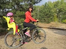 Как выбрать <b>детское велокресло</b>. <b>Детское велокресло</b> Bellelli ...