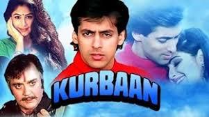 Image result for film (Kurbaan)(1991)