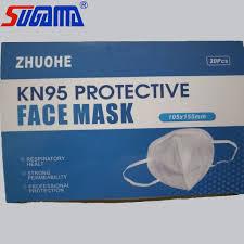 China <b>5ply</b> Non Woven <b>Disposable</b> Kn 95 <b>Face Mask</b> - China KN95 ...