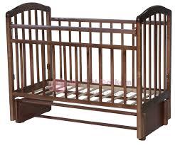 Детская <b>кроватка Антел Алита</b>-5 (маятник продольный ) - 4 900 ...