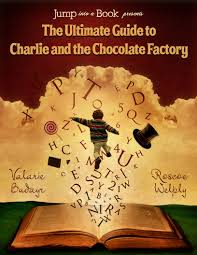 press ultimate guide to charlie the chocolate factory author