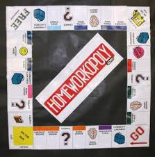 Fresh  Classroom and Extra credit on Pinterest My eCoach You can make your own classroom  opoly  Homeworkopoly
