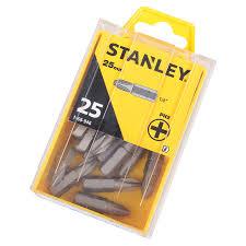 <b>Биты Ph2</b>, 25мм, 1 шт. 1-68-946 <b>Stanley</b> - Инструменты и ...