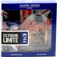 <b>Jeanne Arthes Extreme</b> Limite Rock Gift Set | Men's Fragrances ...