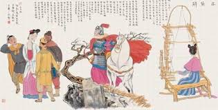 the ballad of hua mulan the legendary warrior w who brought the story of mulan