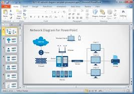 ecommerce templates for powerpoint presentationsdownload network diagram template for powerpoint