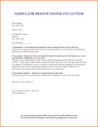 job shadow thank you letter sample cipanewsletter job thank you letters 1150259 png 751 s report template