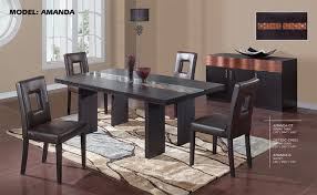 dining room table ideas design glass dining table designs in wood and glass wood and glass top leather