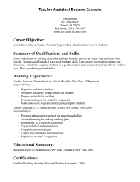 resume for teachers experience sample customer service resume resume for teachers experience teacher resumes best sample resume resume for teachers aide skylogic teachers for