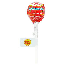 Chupa Chups <b>Sugar Free</b> Lolly 11g | Sainsbury's