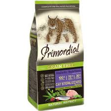 Купить <b>Сухой корм Primordial Grain</b> Free Holistic Cat Neutered with ...