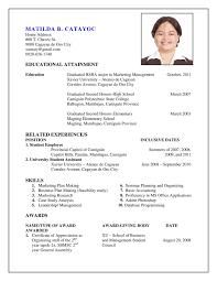 resume template job how to make biodata format pdf  87 charming how to make resume on word template